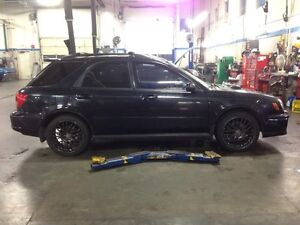 NEW PRICE 2002 Impreza WRX hatchback North Shore Greater Vancouver Area image 6