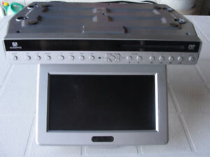 Audiovox Under Cabinet TV/ DVD Player