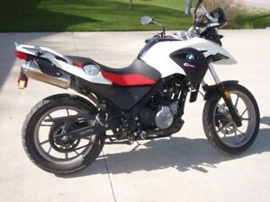 BMW G650GS in Really Great Condition