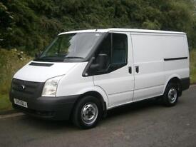 2013(13) FORD TRANSIT T260 SWB LOW ROOF, CHEAPEST AROUND, NO VAT!!!!