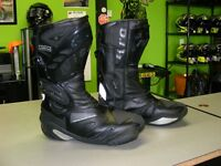 NITRO Race / Street Boots - Size 8 at RE-GEAR