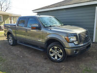 2012 Ford F-150 FX4 Ecoboost LOW KMS! EXTRAS!