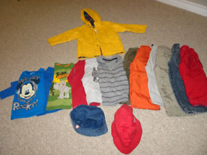 Lot of Size 3T Boy Clothes