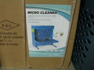 Micro Cleaner For Small Mechanical Parts NEW IN BOX