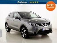 2017 Nissan Qashqai 1.5 dCi N Connecta [Comfort Pack] 5dr SUV 5 Seats SUV Dies