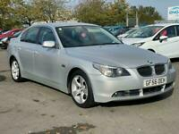 2006 BMW 5 Series 2.5 525i SE 4dr Saloon Petrol Manual