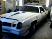 1980 Z28 Camaro for Sale