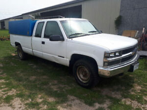 1998 Chev 2500 Extended Cab