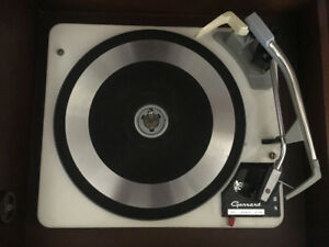 Garrard Model 3000 - 4 Speed Record Changer and Player (FREE)