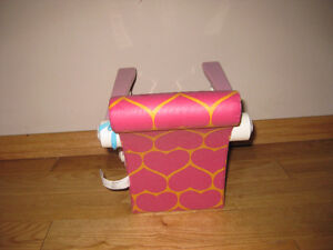 Our Generation/ American girl doll highchair Strathcona County Edmonton Area image 3