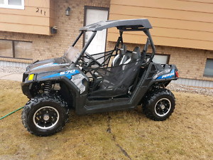 2015 Polaris RZR 570 (low miles)