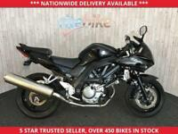 SUZUKI SV650S SV 650 SL2 MODEL V-TWIN SPORTS 12 MONTHS MOT 2012 12