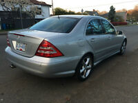2006 Mercedes-Benz C-Class 350 Sedan  trades on pickup or suv