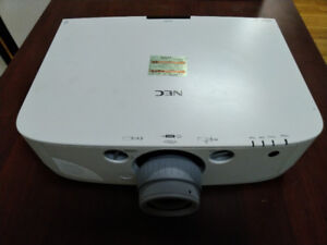 Projectors 5000 lumens Epson and NEC