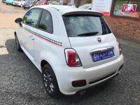 Fiat 500 1.2 ( 69bhp ) ( s/s ) S 3 Door Hatchback