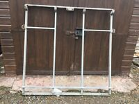 Ifor Williams horse box trailer rear ramp frame galvanised
