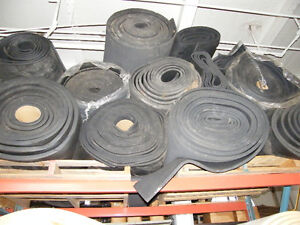 Foam Rubber Rolls make great anti-fatigue mats and floor runners London Ontario image 4
