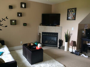 1 Bdrm 1 Bath Fully Furnished apartment just north of Okotoks