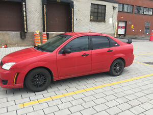 2007 Ford Focus zx4 se Berline