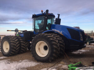 2012 T9.670 NH tractor
