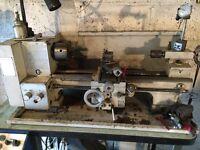 Cm lathe with Newton tesla motor