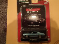 Greenlight Collect - AUCTION BLOCK - 1970 PLYMOUTH HEMI 'CUDA