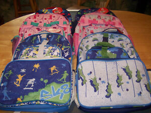 PRE-SCHOOL /  KIDS-LUNCH BOXES and BACKPACKS Kitchener / Waterloo Kitchener Area image 7