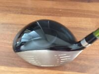 Ping G5 driver and headcover