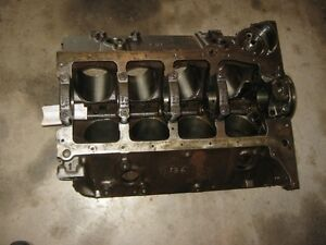 ORIGINAL CHEVYII 283 BLOCK & BELL HOUSING RARE