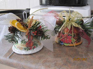 Beautiful Hand Crafted Christmas Decoration or Present London Ontario image 1