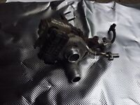 Ford Focus 1.8 turbocharger with electronic actuator