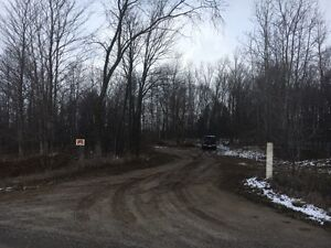 Looking for acreage to purchase and build a house.