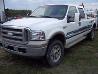 2006 Ford KING RANCH 4DR 4X4