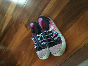 Little girls slip-ons - size 7