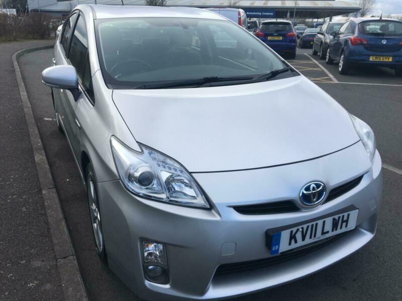 Toyota Prius Uk Model 1 8 Vvt I Cvt T4 Hybrid Full History One Owner Px Welcome