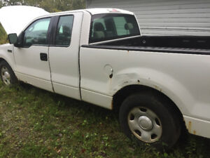 2007 ford f 150 repairs needed or parts truck