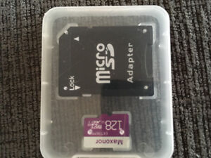 128GB Micro SD *NEVER USED*