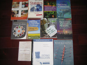 Nursing RN books