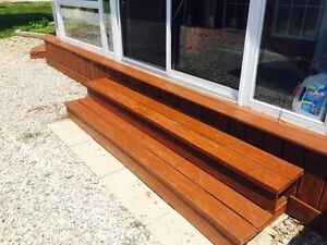 Decking and Staining