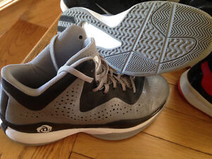 Adiddas basketball shoes size 6