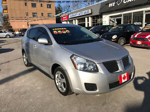 2009 Pontiac Vibe SE Hatchback..TOYOTA POWER...MINT...ONLY $4995