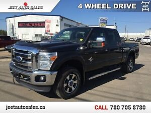 2011 Ford F-350 Super Duty Lariat 4x4 Super Crew Fully Loaded DI