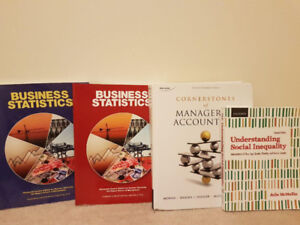 Commerce & Sociology Textbooks