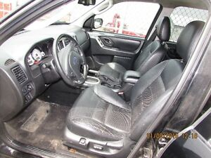 2007 Ford Escape limited VUS 4x4