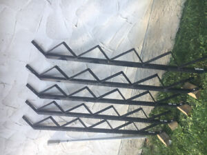 Set of5 Stair Step Risers