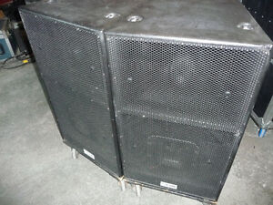 Speakers EAW 650 irs