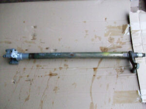 YAMAHA 350 Warrior Steering Stem