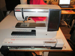 JANOME EMBROIDERY/QUILTING/SEWING MACHINE