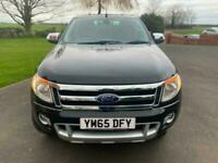 2016 Ford Ranger Pick Up Double Cab Limited 2.2 TDCi 150 4WD No VAT PICK UP Dies