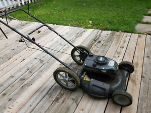 Lawnmower 6.25 horsepower